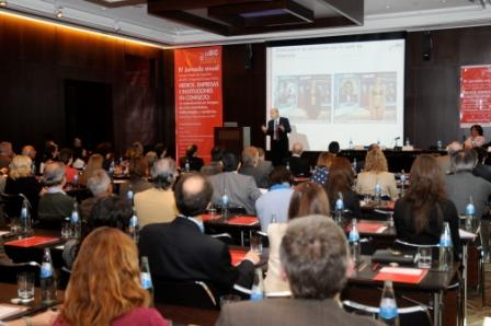 Foto conferència Alumni Buenos Aires 4